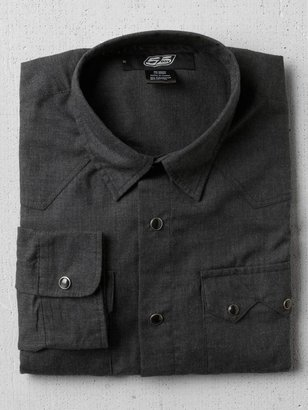 Diesel Saloon Regular Fit Long Sleeve Shirt