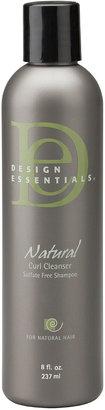 Natural curl Design Essentials Cleanser Shampoo