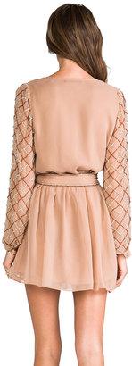 6 Shore Road Gypsy Long Sleeve Dress