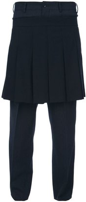 Comme des Garcons Vintage tailored trousers and skirt