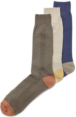 Tommy Bahama Socks, Casual Basketweave Socks