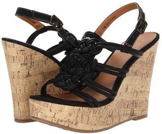 Mia Liselle (Black) - Footwear