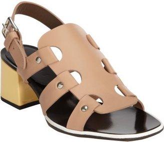 Marni Gladiator Slingback Sandal