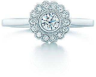 Tiffany & Co. Enchant®:Flower Ring