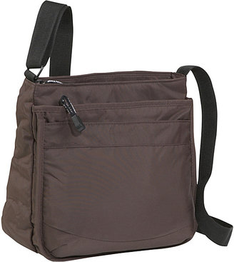 Derek Alexander Top Zip Multi Comp Bag