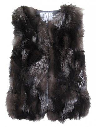 Dover Fox Fur Vest