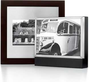 """CLOSEOUT! Wood and Metal 5"""" x 7"""" Frame"""