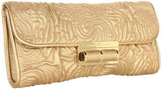Ivanka Trump Pearl Clutch (Gold) - Bags and Luggage