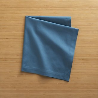 Crate & Barrel Fete Corsair Cotton Napkins Set of Eight