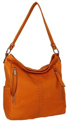 B. Makowsky Laurel Hobo (Citrus) - Bags and Luggage