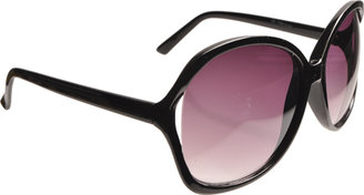 Women's Eye Design 10213 - Black/Smoke Lens Sunglasses