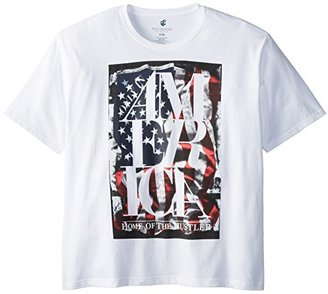 Rocawear Men's Big-Tall The Hustler Short Sleeve T-Shirt