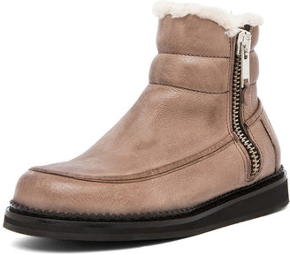 Damir Doma SILENT Saury Boot in Sand