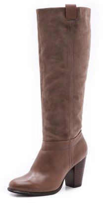 Splendid Fairview Chunky Suede Boots