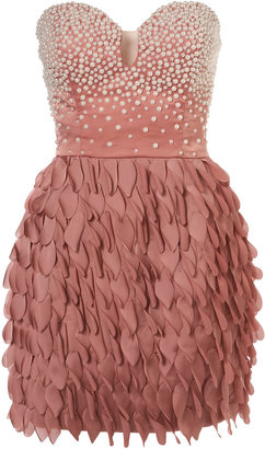 Topshop Pearl Petel Dress by Rare Opulence**