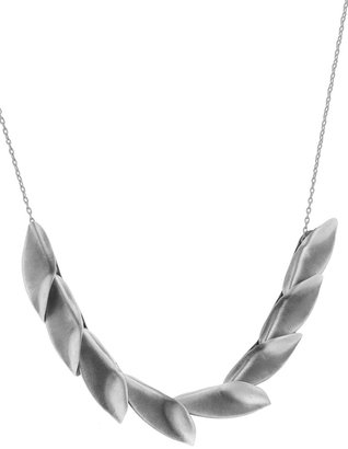 Ten Thousand Things pea pod chain necklace
