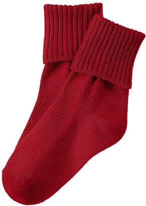 Gymboree Foldover Sock