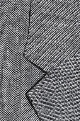 Alexander Wang Herringbone linen-blend blazer