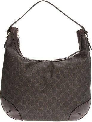 Gucci monogram shoulder bag