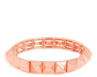BaubleBar Pyramid Stretch Bracelet