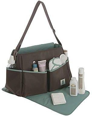 Graco Ollie Messenger Diaper Bag