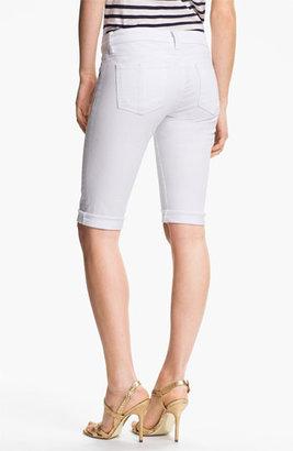 KUT from the Kloth Cuffed Bermuda Shorts