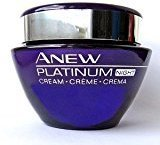 Avon Anew Platinum Night Cream 1.7oz Full Size $16.85 thestylecure.com