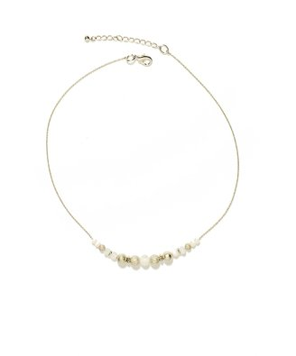 The Limited Diamond Dust Bead Necklace