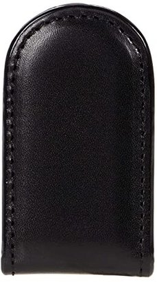 Bosca Old Leather Collection - Magnetic Money Clip (Cognac Leather) Wallet