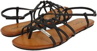 Volcom No Sweat Creedlers W (New Black) - Footwear