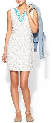 Pim + Larkin Chloe Lace Mini Dress
