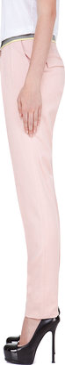 Preen pink pleated Edwyn Pants