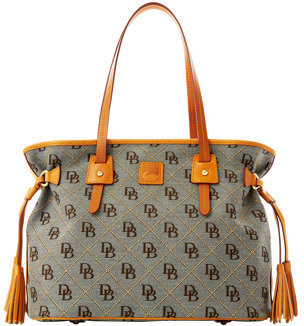 Dooney & Bourke Davis Tassel Shopper