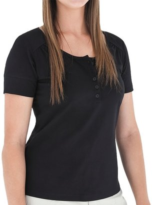 Royal Robbins Essential Henley Shirt (For Women)