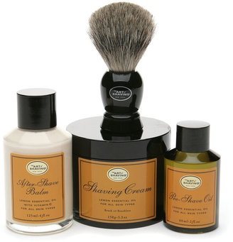 The Art of Shaving The 4 Elements of the Perfect Shave, Lemon Essential Oil 1 set