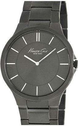 Kenneth Cole New York Round Dial Bracelet Watch
