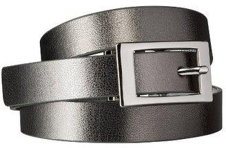 Merona Reversible Belt - Metallics