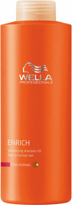 Wella Enrich Volumizing Shampoo For Fine/Normal Hair