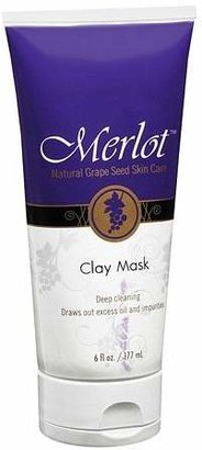 Merlot Clay Mask for Skin