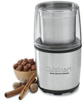 Cuisinart Spice and Nut Grinder, Stainless