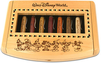 Disney Thru the Years Mickey Mouse Pen Set by Arribas - Personalizable
