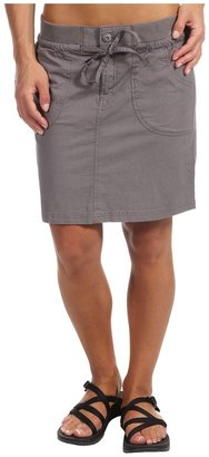The North Face Cabrillo Skirt (Pache Grey) - Apparel