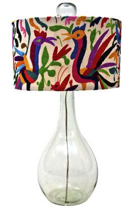 Sola Glass Lamp