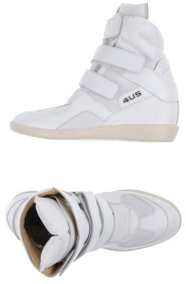 Paciotti 4Us High-top sneaker