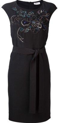 Megan Park 'Cassia' jeweled dress