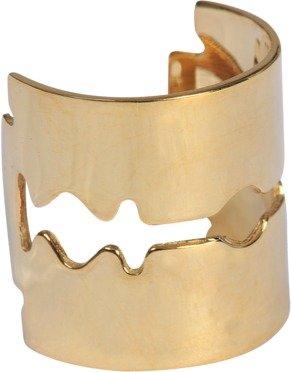 Tom Binns Razorblade ring