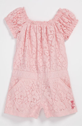 Juicy Couture Lace Coverall (Baby)