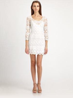 Candela Lace Dress