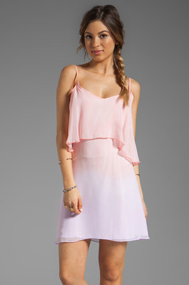 Blue Life Tie Dye Bachelorette Dress