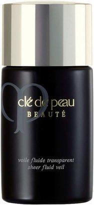Clé de Peau Beauté Women's Sheer Fluid Veil
